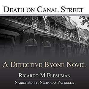 Death on Canal Street Audiobook