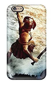 Christmas Gifts Fashion Case Cover For Iphone 6(300: Rise Of An Empire Desktop) 5728297K84793060