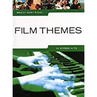 Film Themes : really easy piano