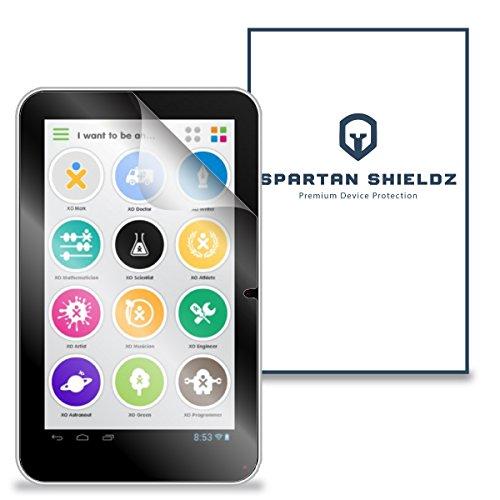 6X - Spartan Shield Screen Protector For Vivitar Sakar XO 7