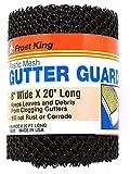 Frost King VX620 6'x20' Plastic Gutter Guard