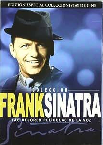 Frank Sinatra: Las Mejores Películas de la Voz - Colección [DVD]