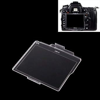 BGEKTOTH - Protector de pantalla LCD para cámara Nikon D7000 SLR y ...