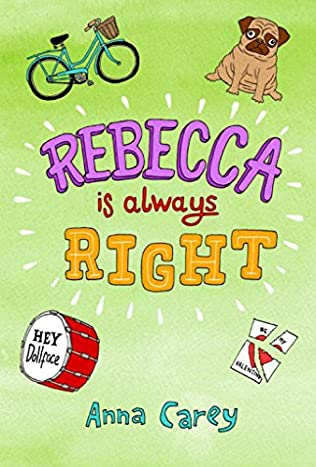 book cover of Rebecca is Always  Right