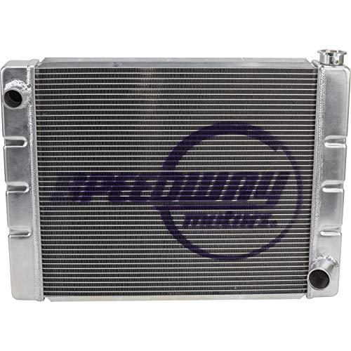 Chevy SBC/BBC Universal Aluminum Radiator, 31 Inch Wide