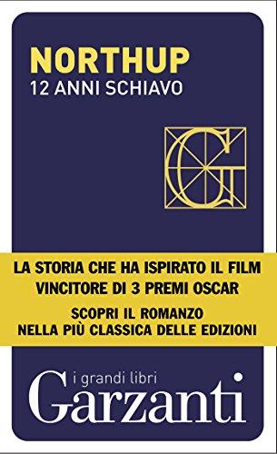 12 ANNI SCHIAVO EBOOK GRATIS EPUB