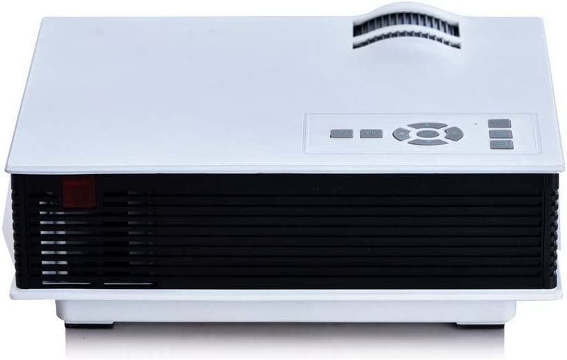 Gearmax® Mini LED Proyector Portátil Multimedia Cine Teatro(800 ...