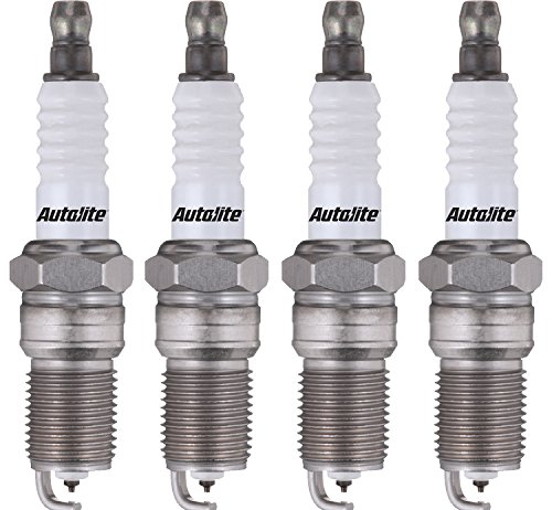 Autolite XP103-4PK Iridium XP Spark Plug, Pack of 4