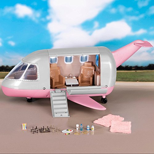 Our Generation Lori Doll Luxury Jet