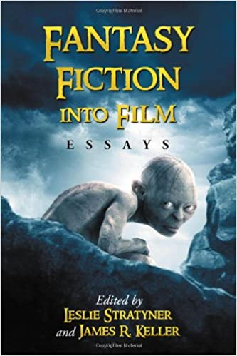 amazon com fantasy fiction into film essays  fantasy fiction into film essays