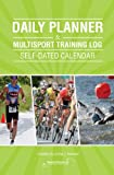 img - for Daily Planner & Multisport Training Log (Self-Dated) book / textbook / text book