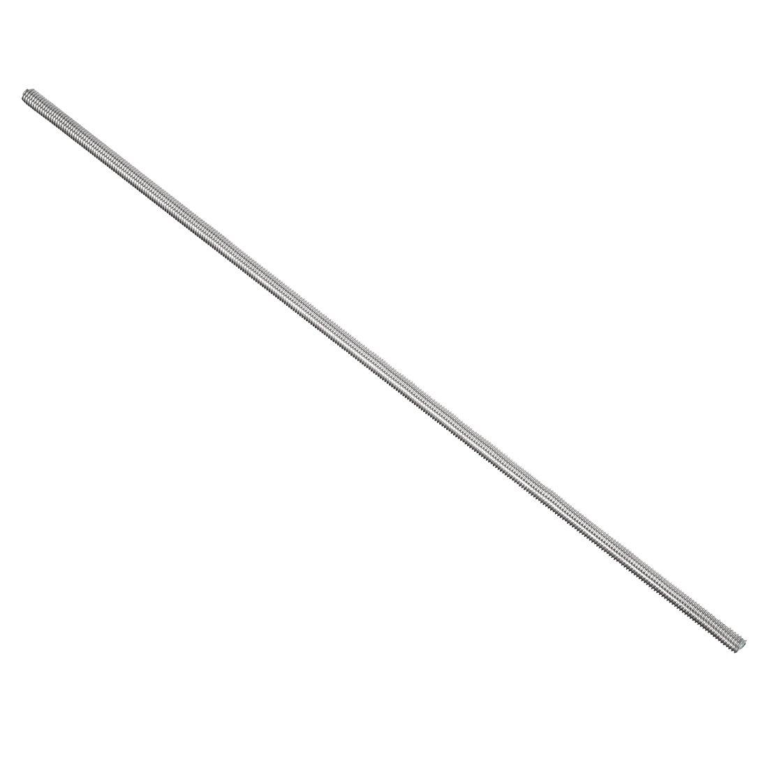 la main droite Threads Sourcingmap 25/Tailles Enti/èrement en acier inoxydable 304/Tige filet/ée