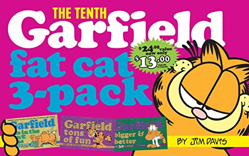 Garfield Fat Cat 3-Pack #10: Contains: Garfield Life in the Fat Lane (#28); Garfield Tons of Fun (#29); Garfi eld Bigger