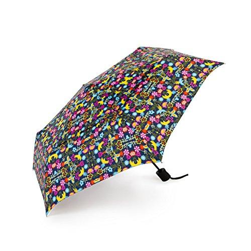 ShedRain WindPro Vented Fashion Auto Open/Auto Close Compact Wind Umbrella: Tropical (Shedrain Windpro Vented Auto)