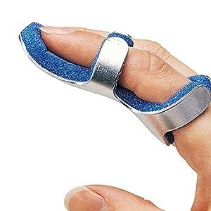 Solace Care Finger Immobilising Splint - Frog Type Finger Splint - Trigger Finger Splint - Finger Knuckle Support Brace… 11