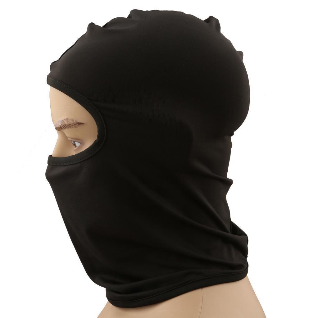 FidgetGear 50Pcs/lots Motorcycle Motorbike Scooter Balaclava Under Helmet anti-UV Full Face Mask by  (Image #7)