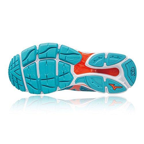 Ultima Corsa da Women's Wave Scarpe Blue Mizuno 8 5OCzwwq