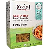 Jovial, Brown Rice Pasta, Penne Rigate, Organic, 12 oz pack of 2