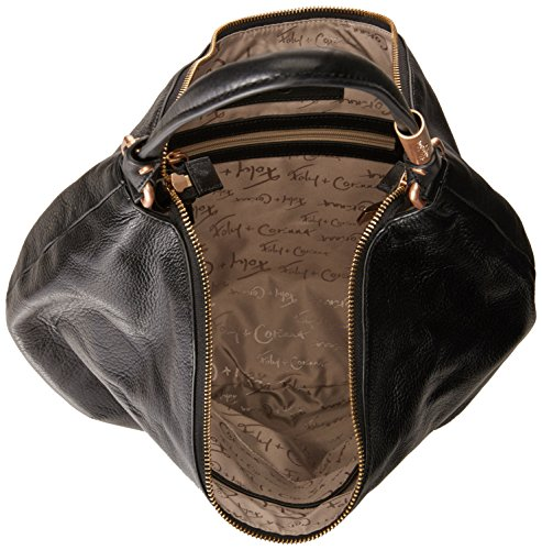 Corinna Black Hobo Bag Foley Mia 4dBvqww