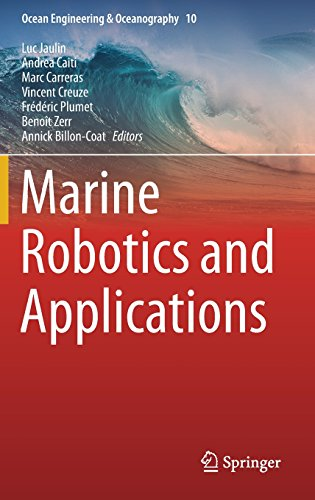 Marine Robotics and Applications (Ocean Engineering & Oceanography) by Springer
