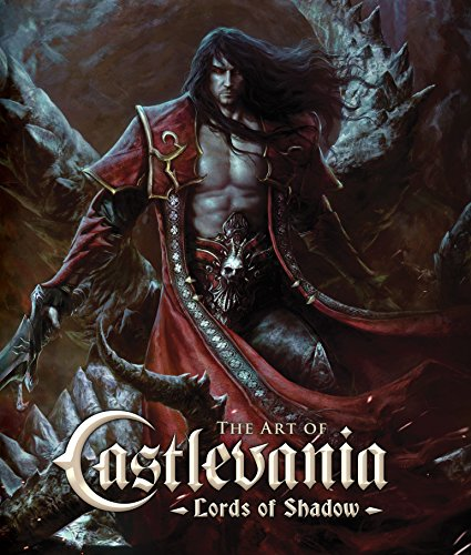 - The Art of Castlevania: Lords of Shadow