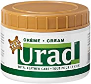 Urad. Leather Care and Leather Conditioner. Made in Italy Leather Cream, Moisturizer for Refurbishing and Restoring. (Light B