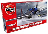 Airfix North American P-51D Mustang 1:72 Plastic Model Kit