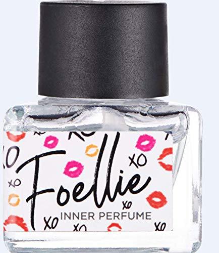 [Foellie] eau de miel – Feminine Inner Beauty Perfume (for Underwear), Sweet and sour strawberry Scents Fragrance, 5ml (0.169 fl oz)
