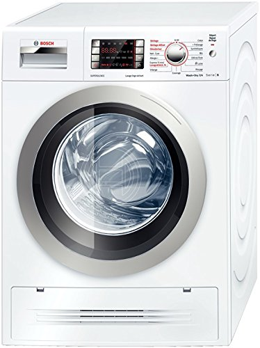 Bosch WVH28461FF Independiente Carga frontal A Blanco lavadora ...