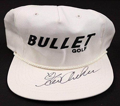 George Archer Golfer Signed Bullet Golf Hat - COA - JSA Certified - Autographed Golf (George Archer Signed)