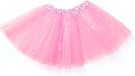 houzhi - Vestido de Bailarina para niñas con Falda tutú para ...