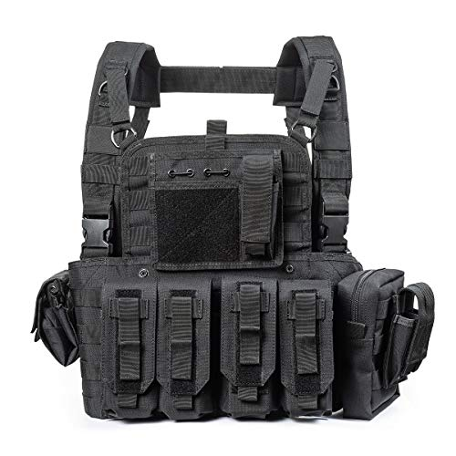 (vAv YAKEDA Tactical CS Game Chest Vest - KF-099)