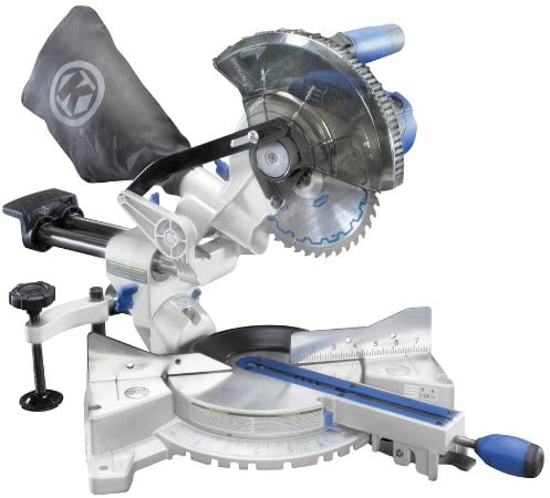 3. Kobalt 7-1/4-in Sliding Compound Miter Saw