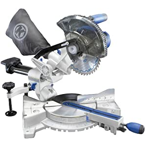 Kobalt 7 1 4 In Sliding Compound Miter Saw Amazon Com
