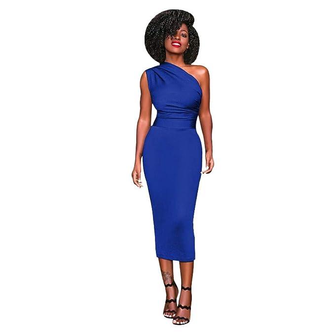 6b1341fc2 Vestidos de Fiesta Mujer Mosstars Vestidos Largo Suave Lentejuelas de  Cintura Alta Atractiva sólida Mujer Vestido Largo Vestidos Mujer Fiesta  polleras ...