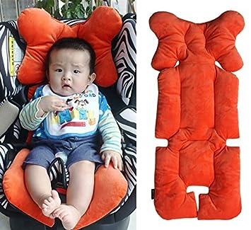 Amazon.com: carriola de bebé cojín de asiento Cojín de silla ...