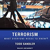 Terrorism: What Everyone Needs to Know