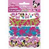 Minnie Mouse Bow-tique Confetti - Holiday and Party Supplies by SmileMakers