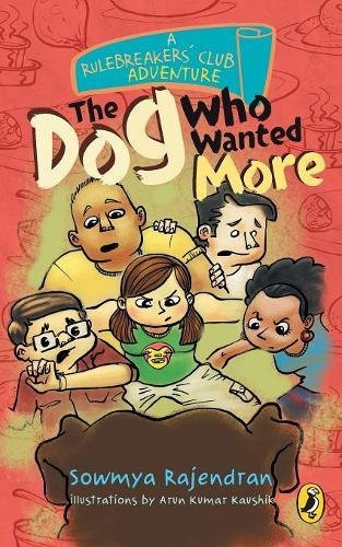 Download The Rulebreakers' Club: The Dog Who Wanted More pdf epub