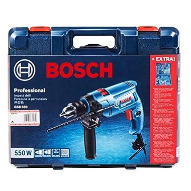 Bosch GSB 550 Mechanic Kit Professional 9