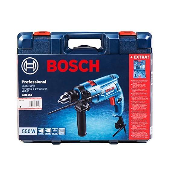 Bosch GSB 550 Mechanic Kit Professional 3