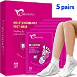 Best Foot Socks - Moisturizing Foot Mask YOUPINWEI Treatment for Cracked Heels Review