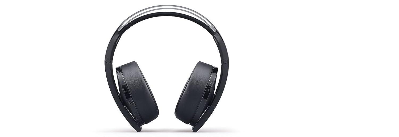 27ee3169f Amazon.com: PlayStation Platinum Wireless Headset - PlayStation 4: Video  Games