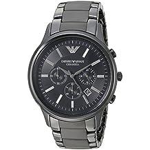 Emporio Armani AR1451 Black Ceramica Mens Watch