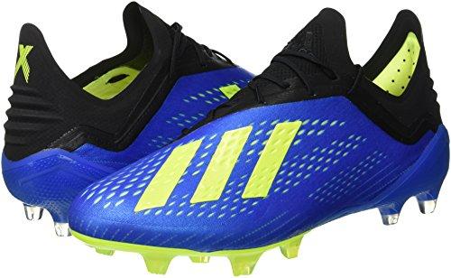 Pour Core Adidas Homme Football Solaire Bleu 18 Chaussures 1 Fg Jaune football Noir De X 6w4x6HqC