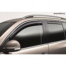 Volkswagen 5N0072194- Deflector de puerta trasera