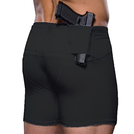 Amazon Com Graystone Gun Holster Concealed Carry Men S Compression