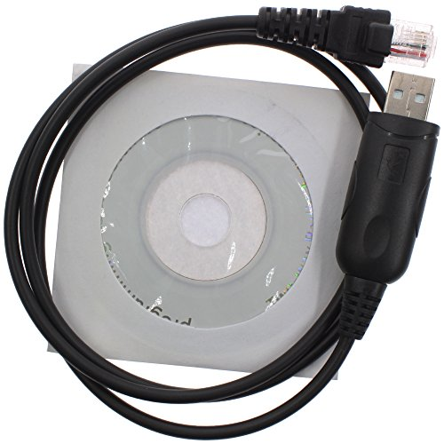 KENMAX USB Program Cable for Yaesu Vertex Standard Mobile Radio ()