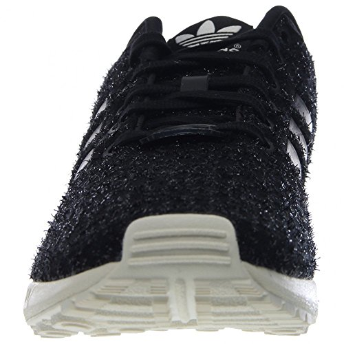 Adidas Originals ZX flujo W Tweed s77309 torsión núcleo negro / blanco