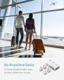 BESTEK Universal Travel Adapter 100-220V to 110V